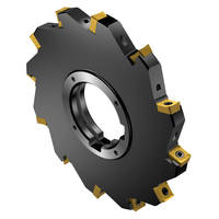 Sandvik's Latest CoroMill® 331 Indexable Insert Cutters Come with Light Cutting Geometries
