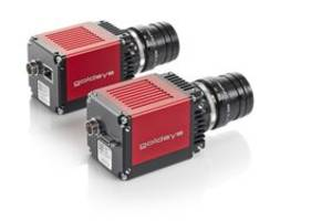 New Goldeye Cameras Come with InGaAs Sensor Technology