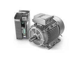 Siemens' Latest Synchronous-Reluctance Motors are Now Available in Two New Height Shafts