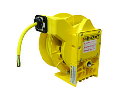 New Series L NM400 Cord Reels are Designed for Indoor and Outdoor Use