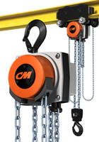 Columbus McKinnon's Hoists Now Come in 15 and 20-ton Capacity Units