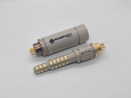 New Rotatable Connectors from Rampart are Based on VICTREX PEEK Polymers