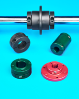 New Stafford Accu-Clamp™ Shaft Collars Provide Accurate Working Surfaces and Mar-Free Clamping