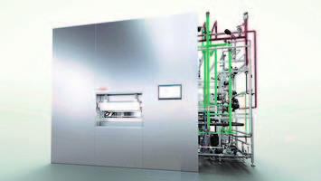 Bosch Introduces GMP-Compliant Freeze Dryer with Harmonized Interfaces for Efficient Processes