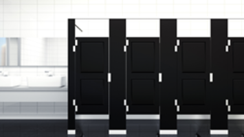 Scrantons Latest Hiny Hiders Signature Collection Features New Door Designs and Side Panel Options