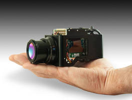 New Ventus OGI Optical Gas Imaging Camera is Equipped with MWIR Detector Array