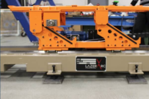 LazerArc Launches Tool Tray Transfer System with Infinitely Programmable Positions