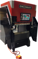 CI Shows 60-Ton Goform, New CIberDash Software Utility and Latest Additive Manufacturing System at Fabtech Mexico