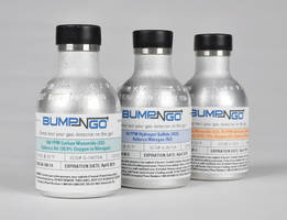 New Bump-N-Go Gas Cylinders Simplify Bump Testing Process