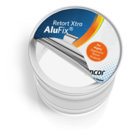 New AluFix Retort Xtra Can-Ends Can withstand to pH Values of 2-4