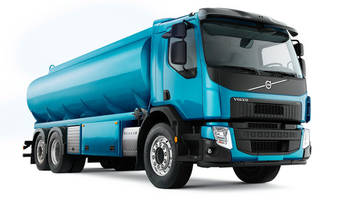 New Volvo FE Electric Trucks Come with 27 tonnes GVW (Gross Vehicle Weight)