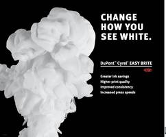 New Cyrel EASY BRITE Screens Reduce Mottle and Graininess on Inks