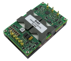 New 0RQB-C2Q12LG Brick DC/DC Converter Uses Synchronous Rectification