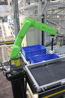 New Robot Piece Picking Module Reduces Labor Costs and Improves Efficiency