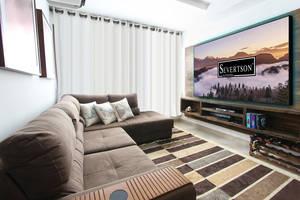 Severtson Showcases New 4K Thin/Zero Bezel Fixed Frame Projection Screen Solutions at 2018 InfoComm