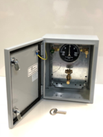 New Sample Guard Enclosure Provides Safe Access to Oil Sample and Nitrogen Service Lines