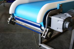 Latest DynaClean Food Conveyors Come with FDA Approved