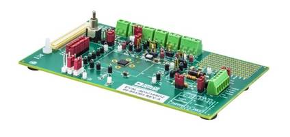 New AD5758 Digital-to-Analog Converter Comes with Dynamic Power Control