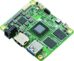 New UP Core Maker Board from AAEON is Powered by Atom x5 Z8350 Processor