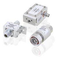 New Coaxial RF Lightning and Surge Protectors are Designed for Guarding Communications Equipment