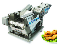 New Bettcher Automatic Coating System Provides Consistent Breading Perfection