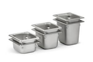 Super Pan V Steam Table Pans from Vollrath Now Come in Enhanced Capacity