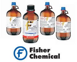 Latest Fisher Chemical LC-MS Solvents are Formulated for UHPLC-UV Applications
