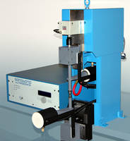New Ultrasonics Dual Head Spot Welder is Used for Assembling High Voltage Terminals