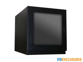 New PB262426-12 Type-12 Printer Enclosure is Fabricated Out of 14-gauge Painted Steel