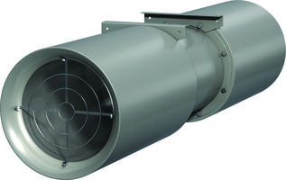 New GreenJet Axial Transfer Fans Provide Fresh Air Dilution within Parking Areas