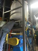 Latest Bulk Bag Unloading Systems from Sterling are Now Offered with Integral Dust Containment