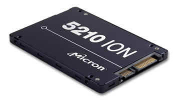 Micron 5210 ION SSDs are Optimized for Read-Intensive Cloud Workloads