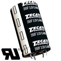 New TPLH Series Ultracapacitors are Designed for High-Power Applications