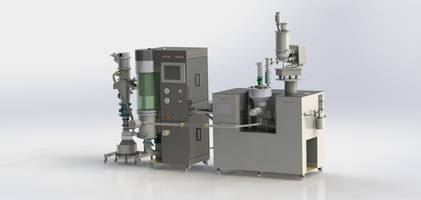 New Xelum R&D System Simplifies Lab to Continuous Production Process