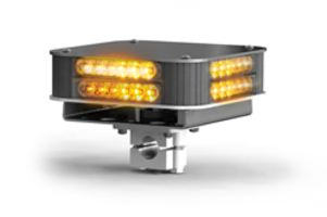 New mpower Grid Light Features Clear Duty Proprietary Molded Optic Design