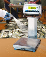 New Alliance/CAS Checkweigher Can Withstand Pressure Cleaning up to 1450 psi