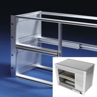 New Modular Subrack/Enclosure Configurations Facilitate the Mix of 6U and 3U Boards