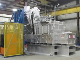 Lindberg/MPH Ships Energy Efficient Stack-Type Aluminum Melting and Holding Furnace