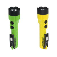 Latest NSP-2424 X-Series Dual-Light Flashlights Offer Focused and Crisp LED Flashlight Beam