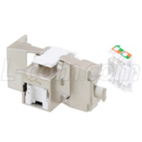 New Tool-Less RJ45 Jacks Save Time on Cable Installations