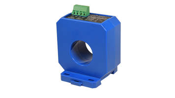 New DT-FD Series Current Transducer Comes in One-Piece Design for Increased Safety and Accurate Installation