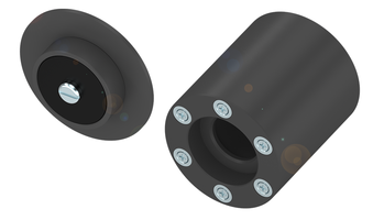 New Break-Off Magnetic Mounts are Designed for Aligning RFID Readers for Tag Detection
