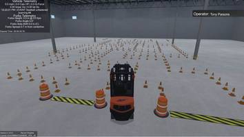 Wisconsin Lift Truck and Illinois Material Handling Enhance Forklift Operator Training with Virtual Reality Simulators