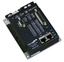 Latest EDD-3701x EtherCAT Motor Controlling Drives have Multiple Digital and Analog Outputs