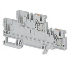 New Push-In Terminal Blocks Provide Reliable and Flexible Connection