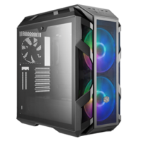 New MasterCase H500M Chassis Comes with Addressable RGB Fans and Controllers