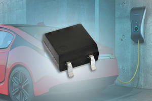 New Automotive Grade Phototransistor Optocouplers Feature GaAlAs Infrared Emitting Diode