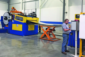 Transform Automotive Takes Delivery on Dallas Industries Feed Line