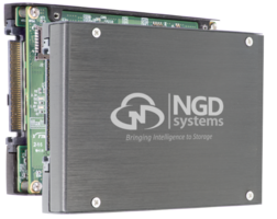 New Catalina-2 U.2 NVMe Solid State Drives Come with In-Situ Processing Capabilities