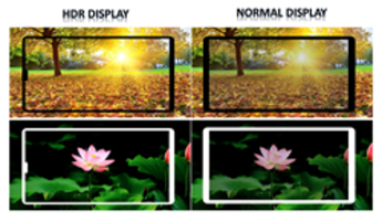 New WQHD HDR LCDs Offer a Real Resolution of 498PPI